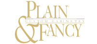 Plain & Fancy Cabinetry Logo