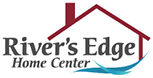 River's Edge Home Center  Logo