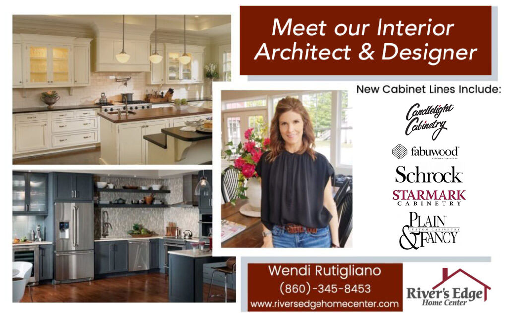 Interior Designer at River's Edge Home Center