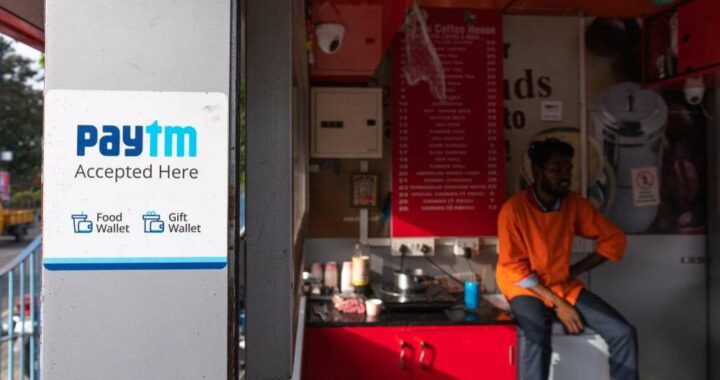 Digital Banking Paytm Launches New Mobile Banking
