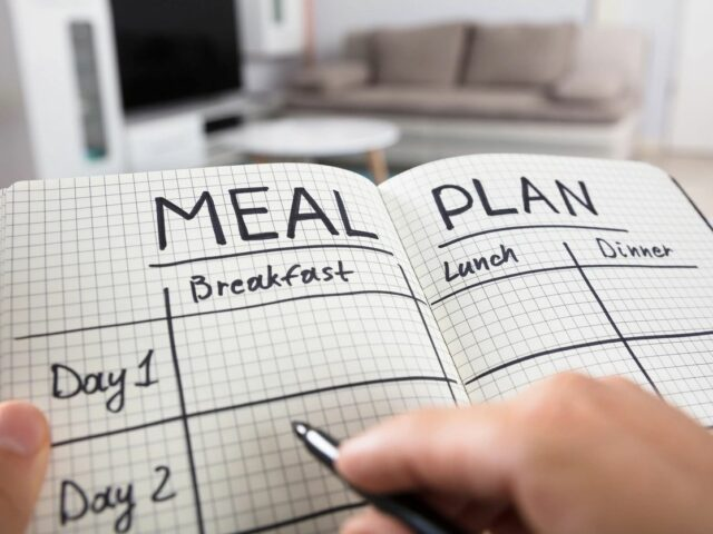 healtheating, meal plan, accountablility