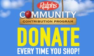Ralph's Community Rewards