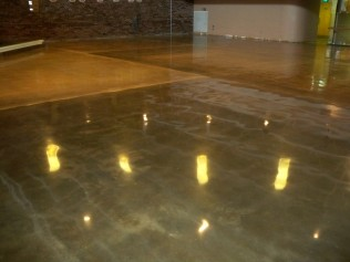 POLISHED CONCRETE ALABASTER AL