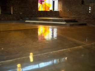 POLISHED CONCRETE HOOVER AL