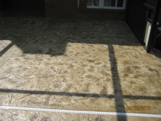 POOL STAMPED CONCRETE MONTGOMERY AL