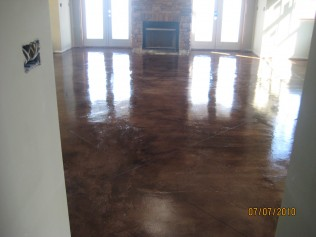 STAINED CONCRETE TALLASSEE AL