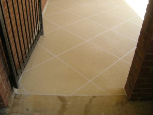 STAMPED CONCRETE MONTGOMERY ALABAMA