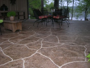 STAMPED CONCRETE TUSKEGEE AL
