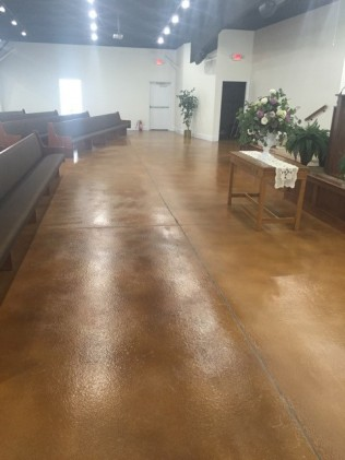 interior concrete overlay auburn al