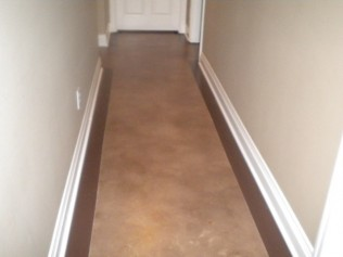 stained concrete alabster al