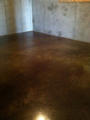 stained concrete auburn
