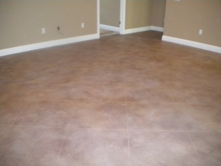 stained concrete millbrook al