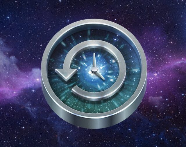 Arrow Of Time Part 2