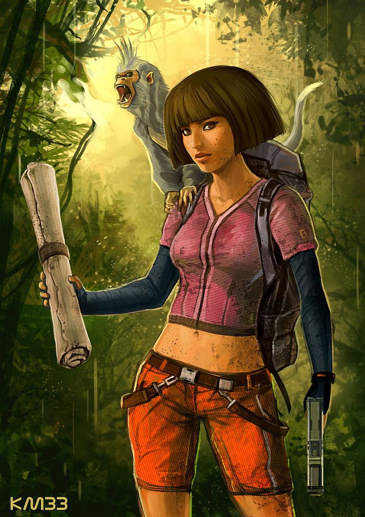 5 lessons from Dora The Explorer