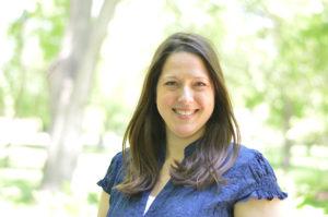 art therapist, Julie Blackburn