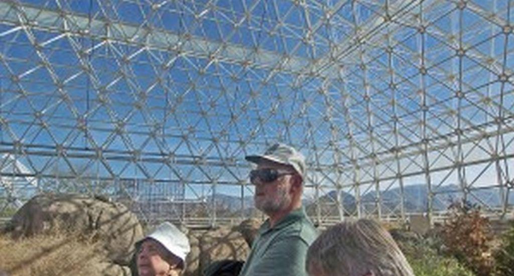 ASA members at Biosphere