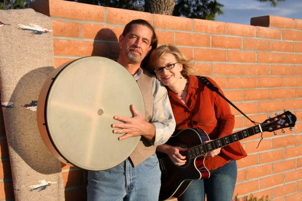 Will Clipman & Amber Norgaard Folk Concert: Oct 2012