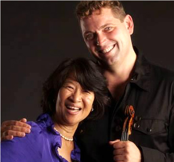 Violin/Piano Duo to Play Shostakovich Concerto: Nov. 2013