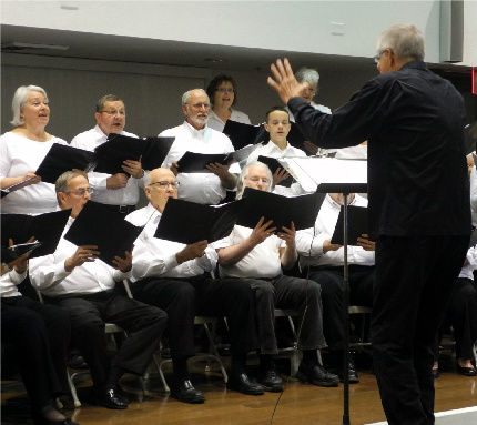 The Vail Chorale Presents  a Tribute to Norman Luboff: May 2014