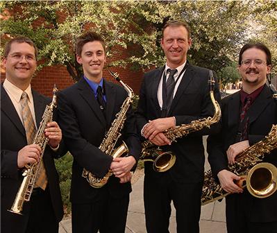 Aug. 5: Sax Quartet Offers 'World Class' Music