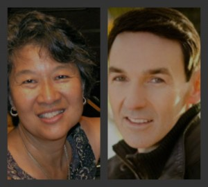 Pianist Paula Fan and baritone Jeremy Huw Williams
