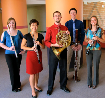 UA's Fred Fox Graduate Wind Ensemble Returns:ov.2014