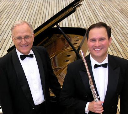 UA Professors' Concert Complements Daniel Asia's Lectures: Dec.2014