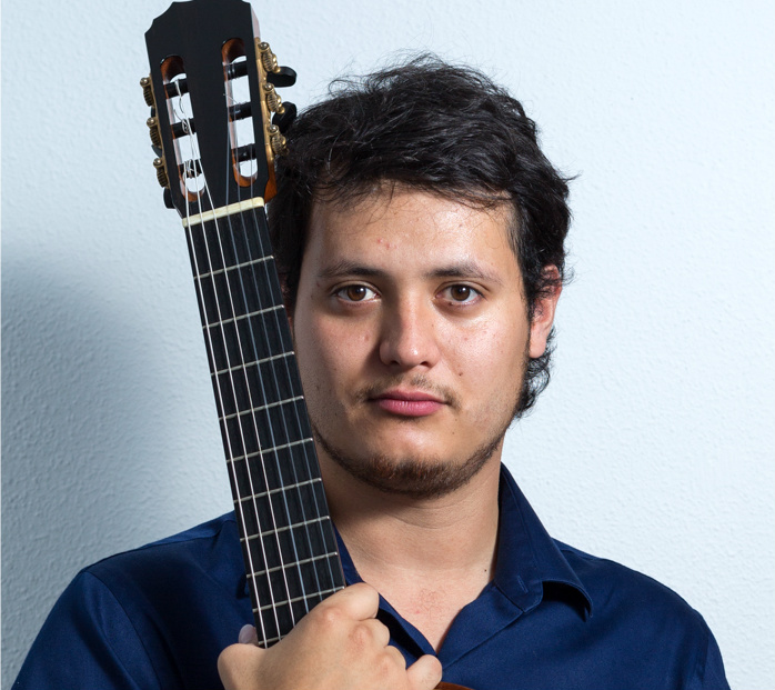'Fireworks' Promised for Classical Guitar Concert: June 2015