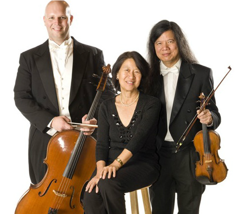 TSO Trio Brings 'Old Friends' Back to the Academy: January 2016
