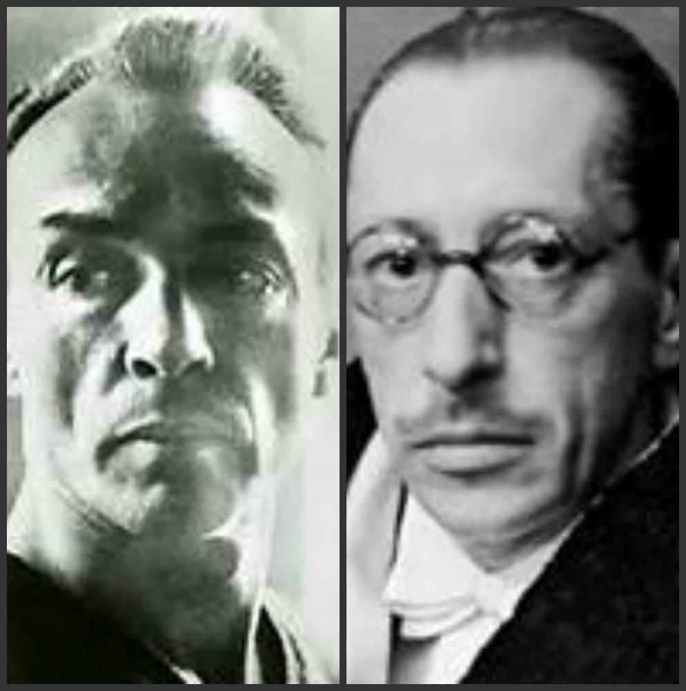 Balanchine and Stravinsky: Evolving Dance from Music: January 2016