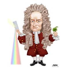 Newton's laws of physics changed our view of the universe.