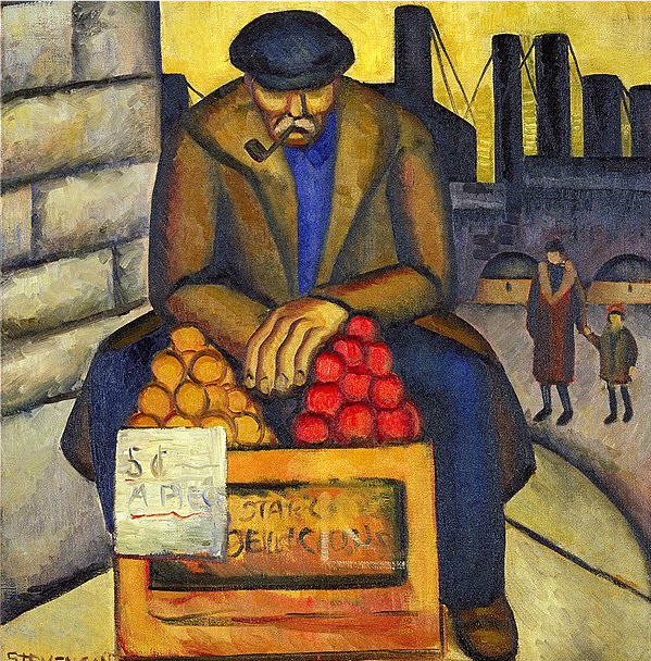 How Artists Saw the Great Depression: April 2016
