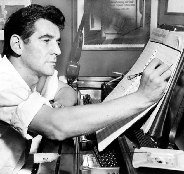 Bernstein On Omnibus: 'The World of Jazz': June 2016