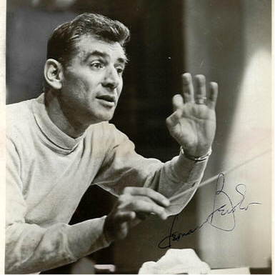 Bernstein's Historic TV Series: The Art of Conducting: June2016