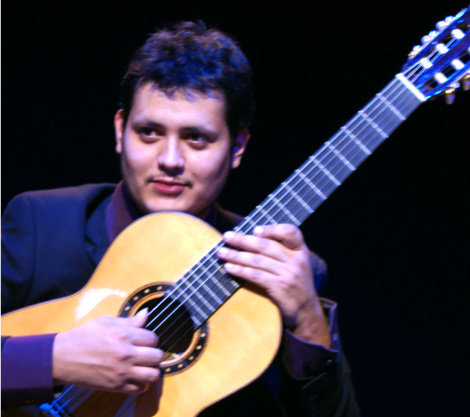 Concert Showcases Rising Star of the Classical Guitar: May 2016