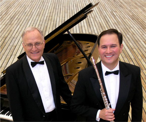 Flute, Piano Duo Promise All-French ProgramL June2016