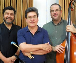 Voice of an Angel members are (from left) Amilcar Guevara, Homero Cerón, and Mike Levy.