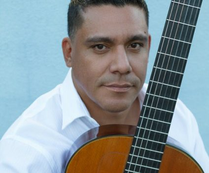Guitarist Moves from Tex-Mex to Classical: September 2013