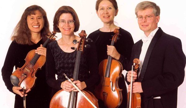 Southwest String Quartet to Play Mendelssohn: September 2016