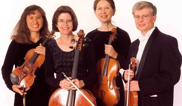 Southwest String Quartet to Play Mendelssohn: September 2016