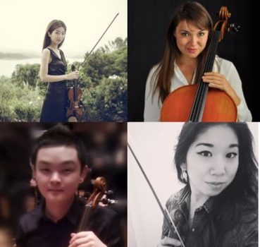 String Quartet to Play Mozart's 'Spring': October 2016