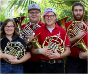 Horn Players Prepare for 'Incredible Opportunity': October 2016
