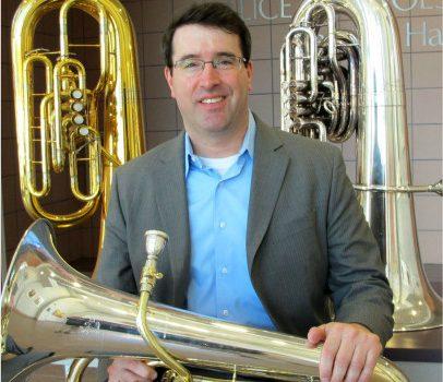 Tuba, Euphonium, and Piano–Oh My!: July 2018