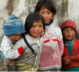 Poverty, Education Among Latin American Concerns: March 2017