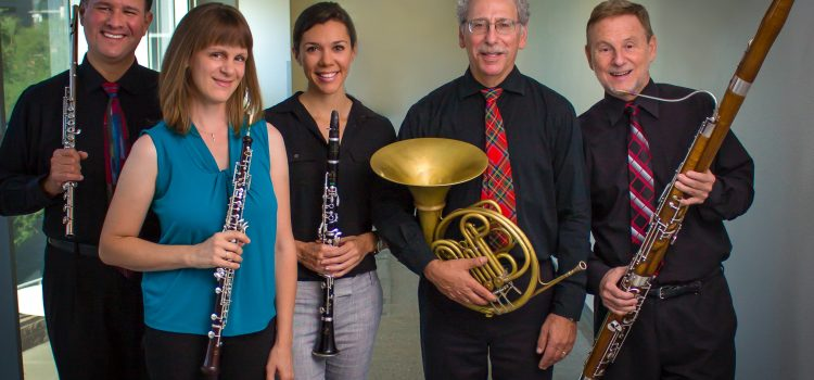 Arizona Wind Quintet returns to ASA:March 2018