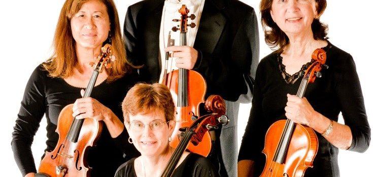 TSO String Quartet Is Returning:Dec.2017