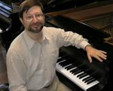 Alexander Tentser in Solo Piano Recital: February 2018