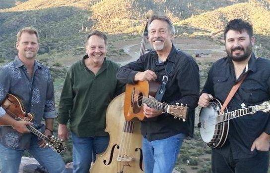 Sonoran Dogs Bring Bluegrass Back to the ASA: May 2018