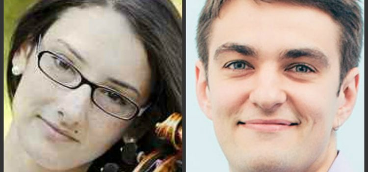 Two Violinists Make Music (and Life) Together: May2018