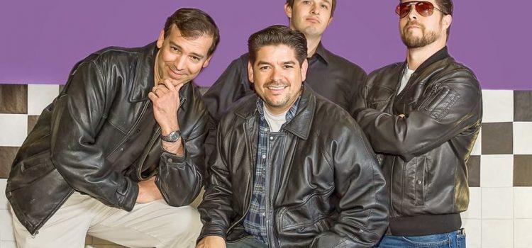 Quartet Brings Nostalgia, Doo-Wop Style: Aug.2018